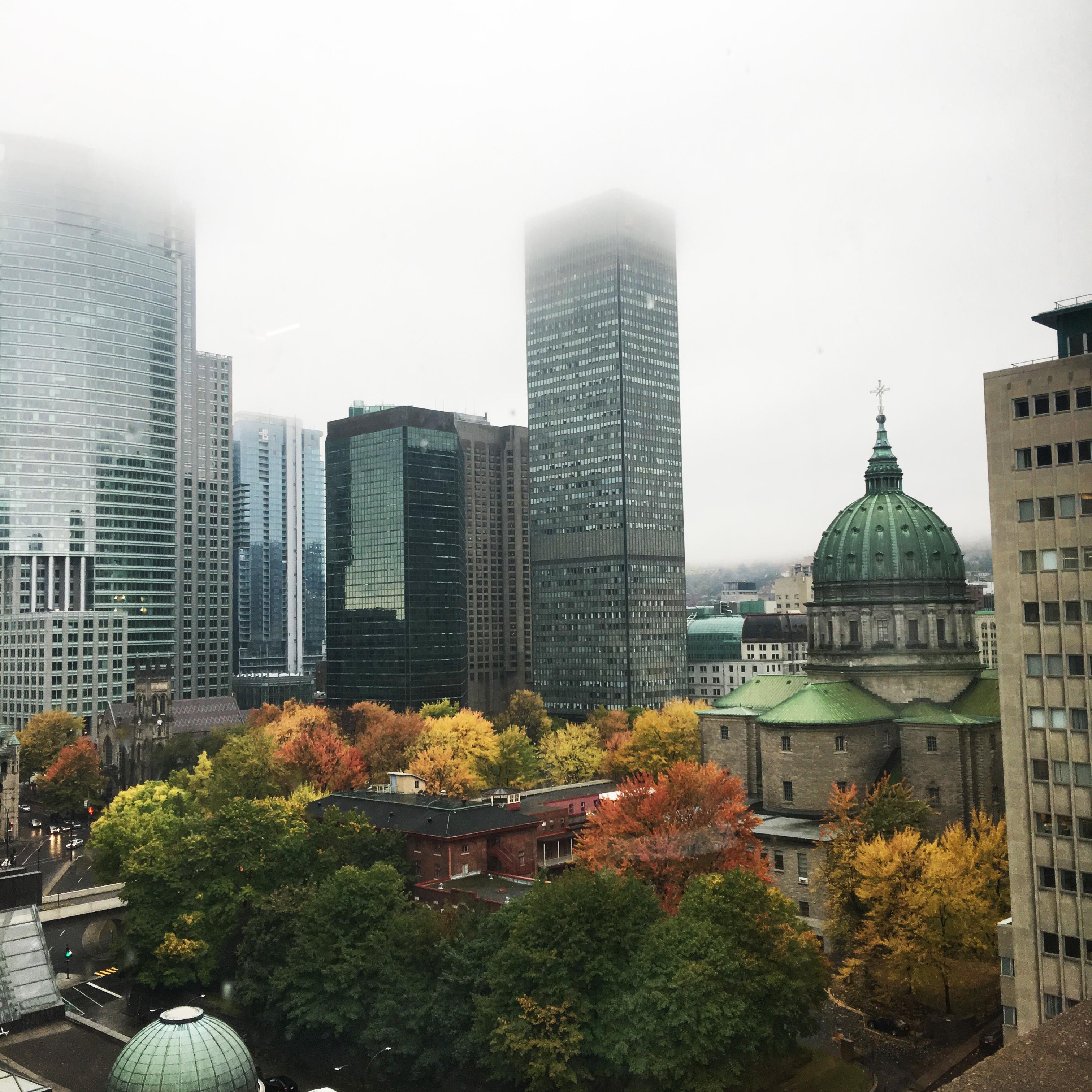 Ein Blick auf Montreal