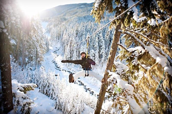 Tourism Whistler / Chad Chomlack