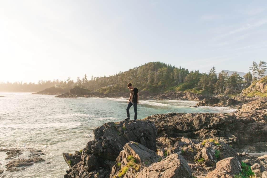 Dramatisch schön ist Tofino auf Vancouver Island in Kanada