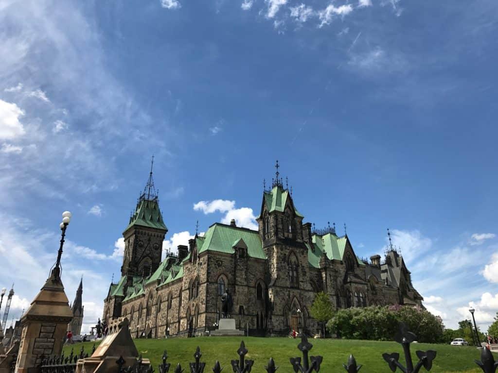 Parliament Hill, Ottawa, Kanada