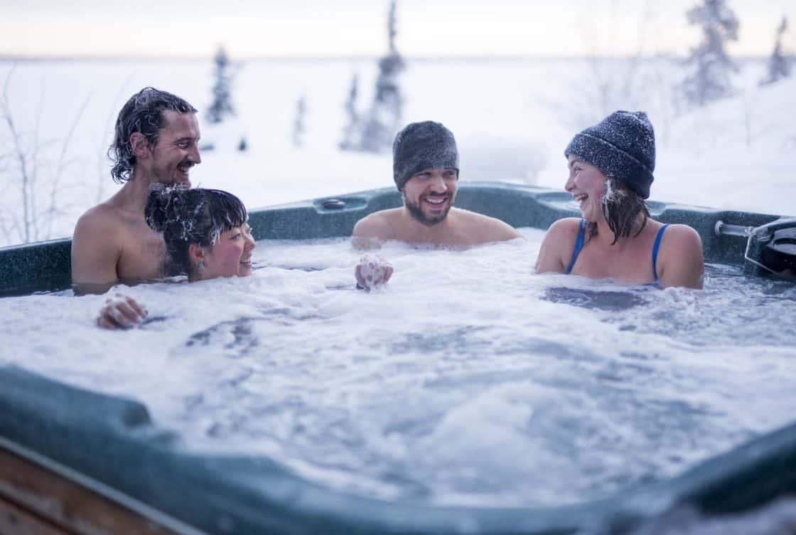Whirlpool, Winter, Kanada