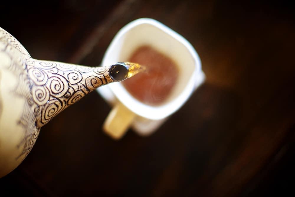 Tee aus Kanada