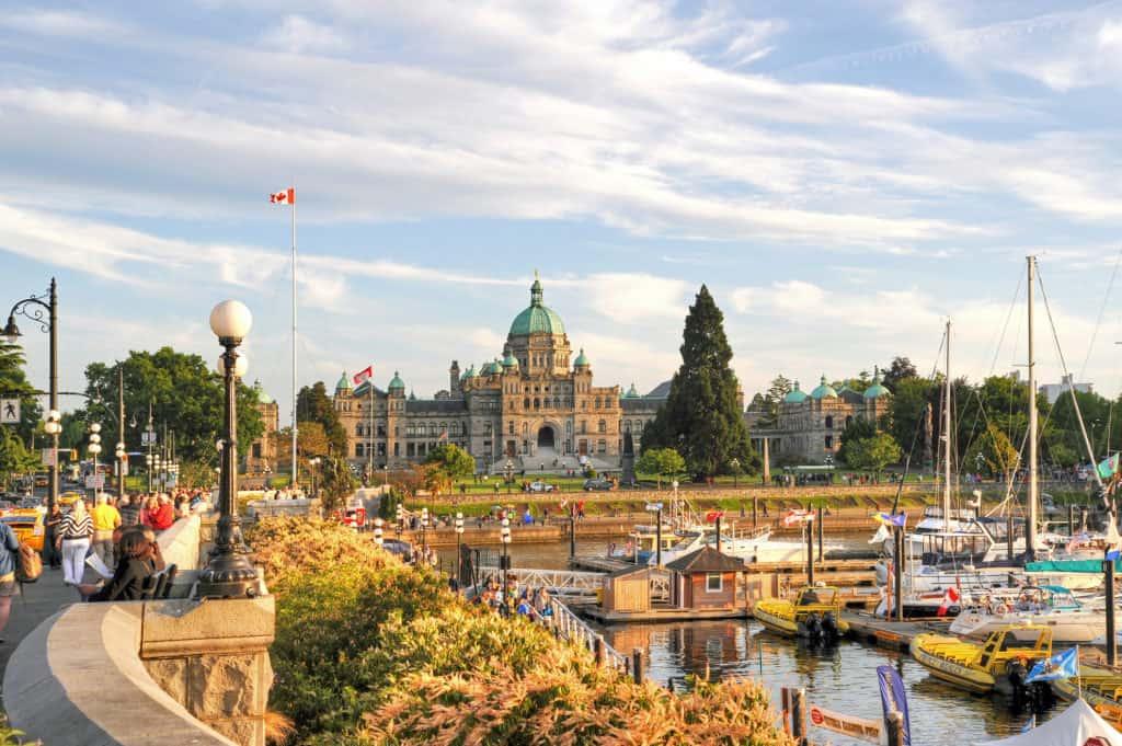 Victoria, British Columbia, Kanada