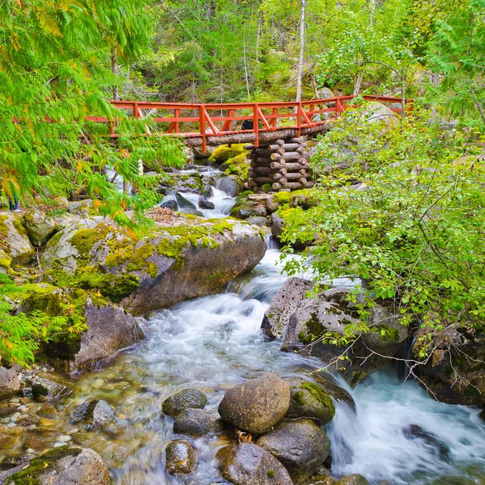 Stein River, Kanada