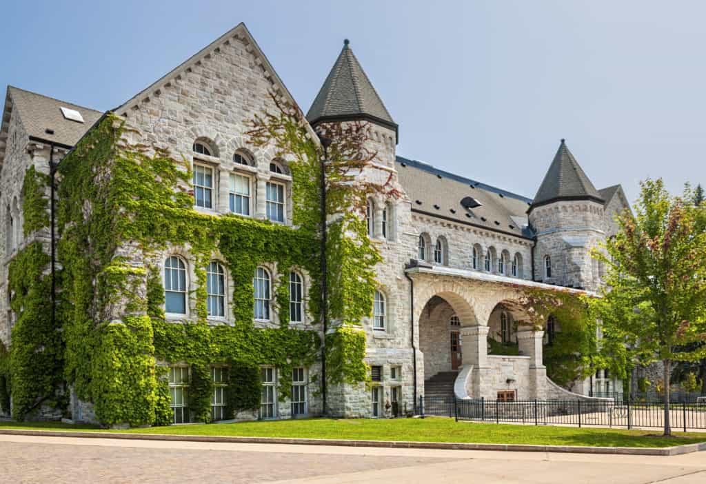 Eine der ältesten Universitäten des Landes
