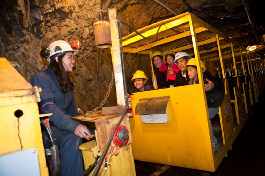 Brittannia Mine Museum