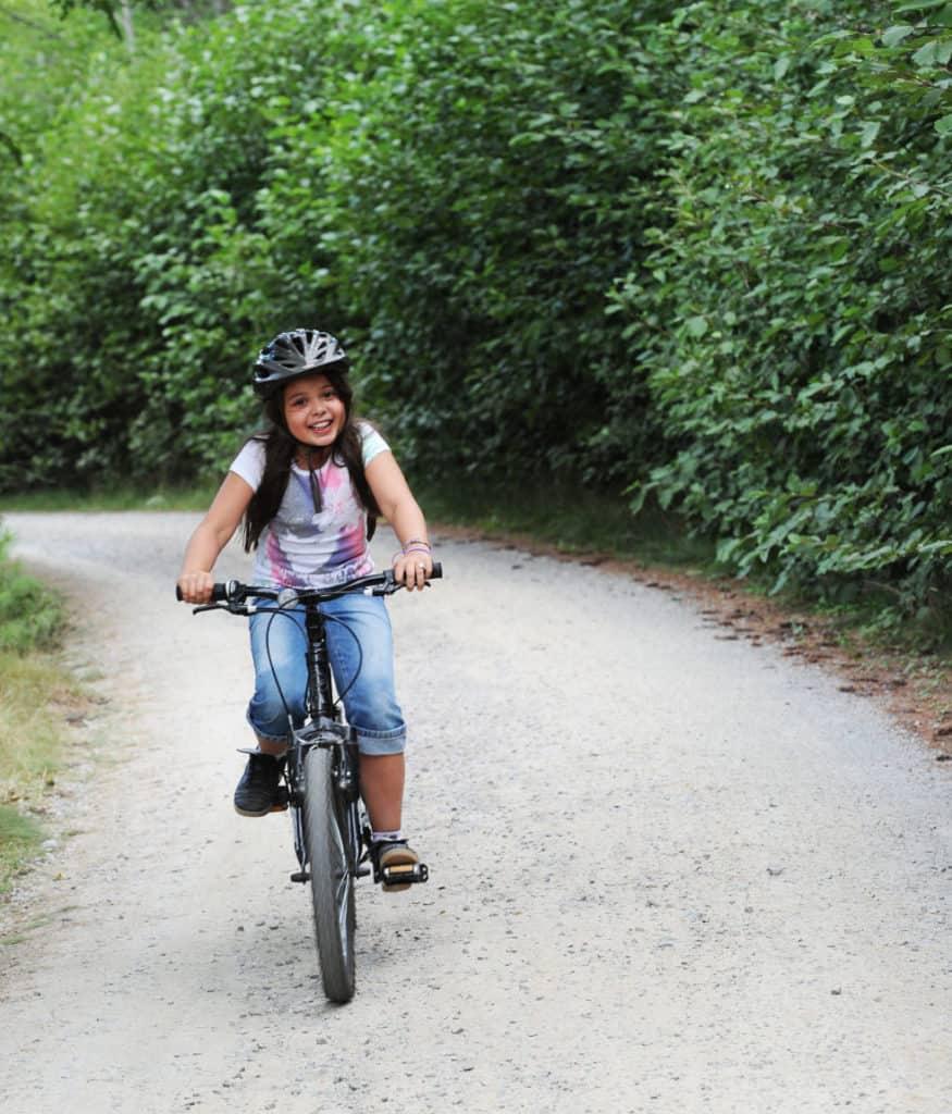 Mit dem Mountainbike durch den Keji