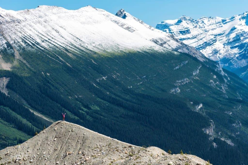 Iceline Trail, Yoho, Kanada