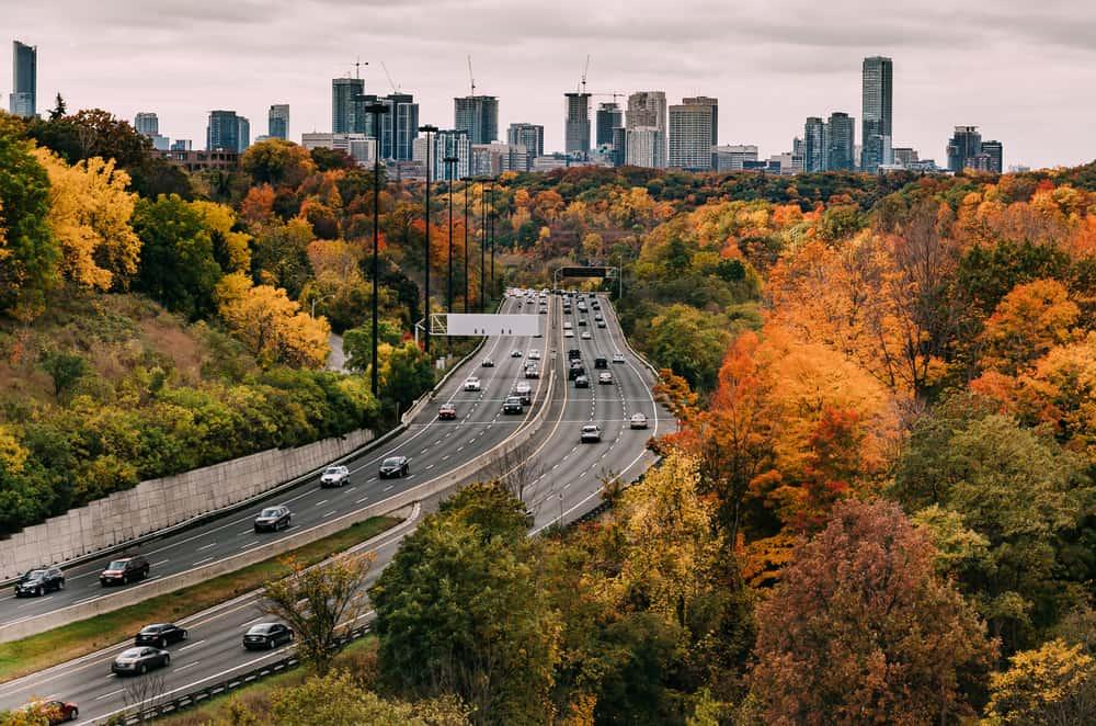 Don Valley, Toronto