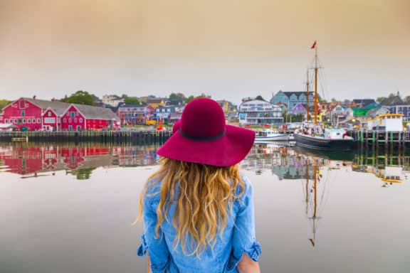 Lunenburg in Nova Scotia