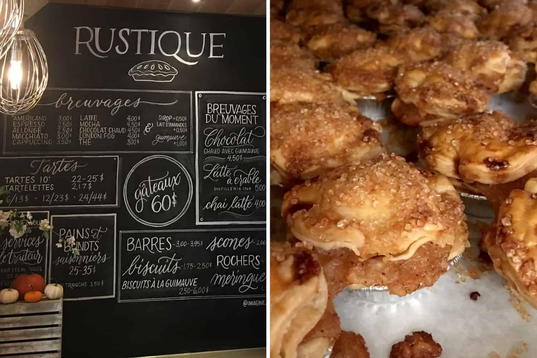 Rustique Pie Montreal