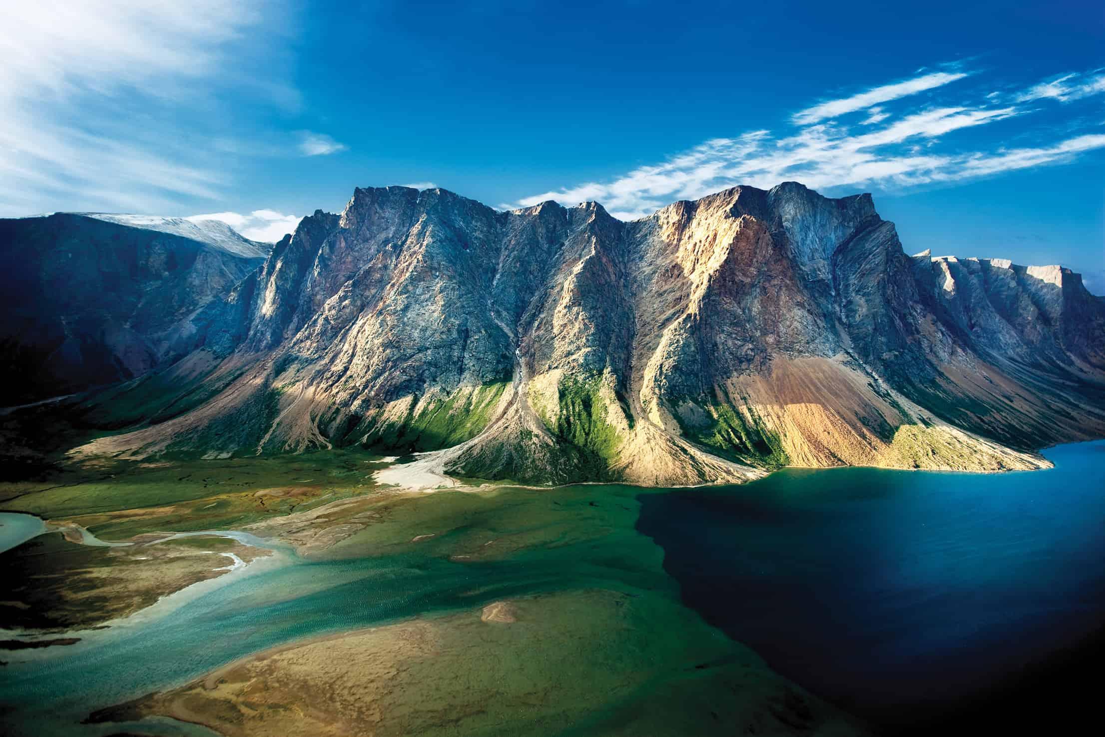LabradorTorngat Mountains National Park 1.eps