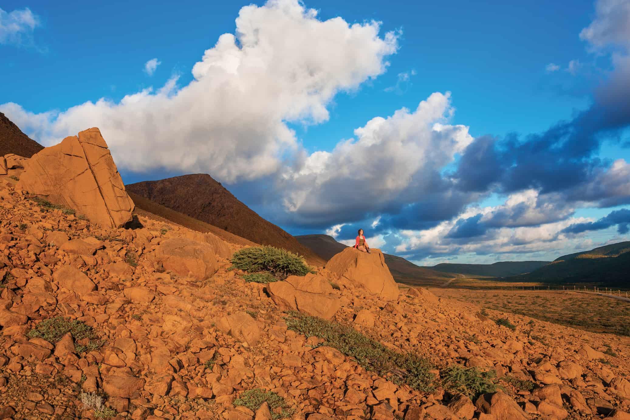 The Tablelands Gros Morne National Park Western