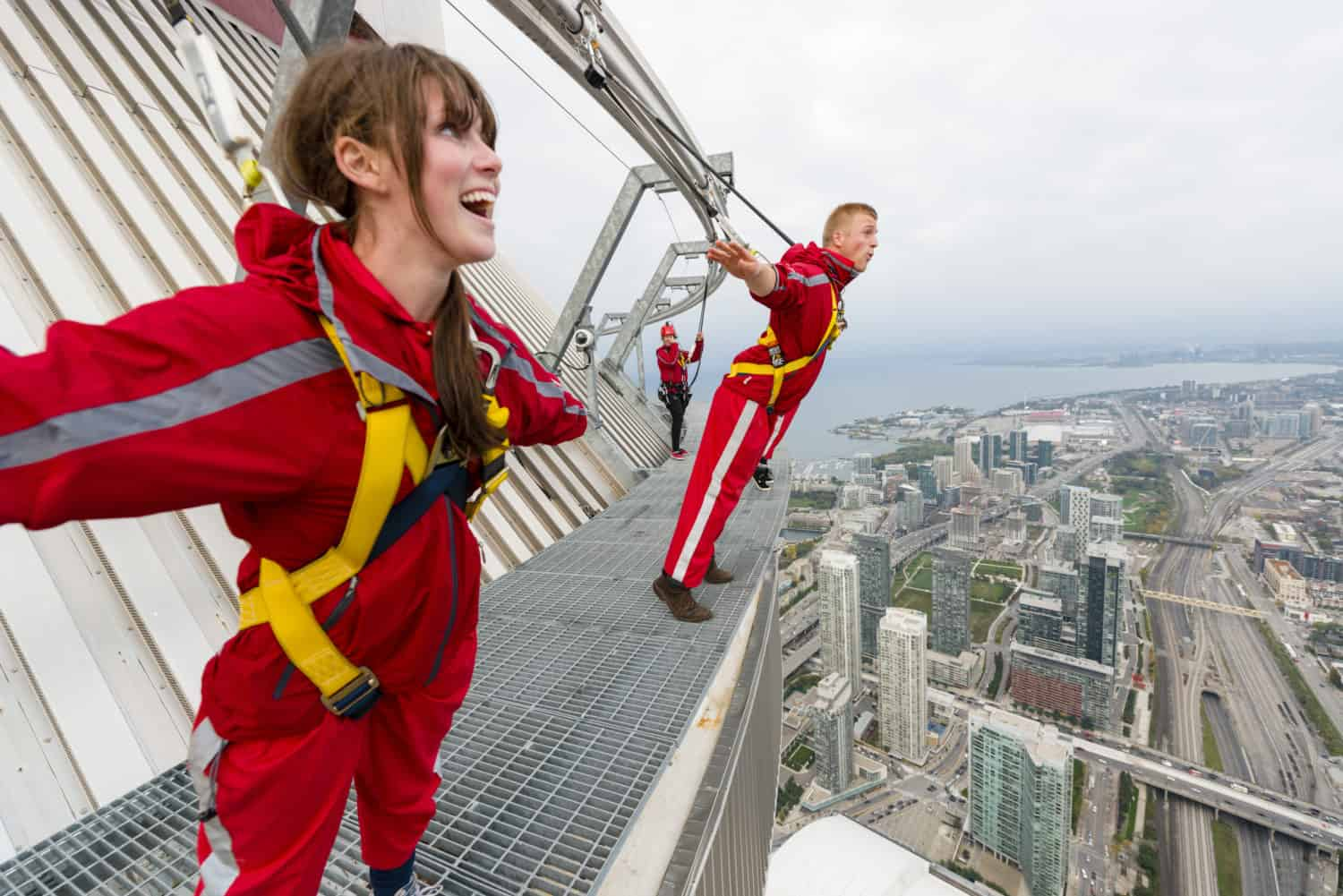 Edgewalk, CN Tower
