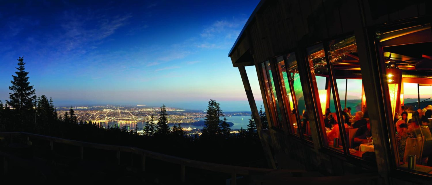 """The Observatory"" Restaurant, Vancouver"