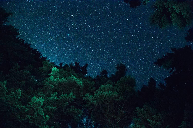 Sterne im Keji