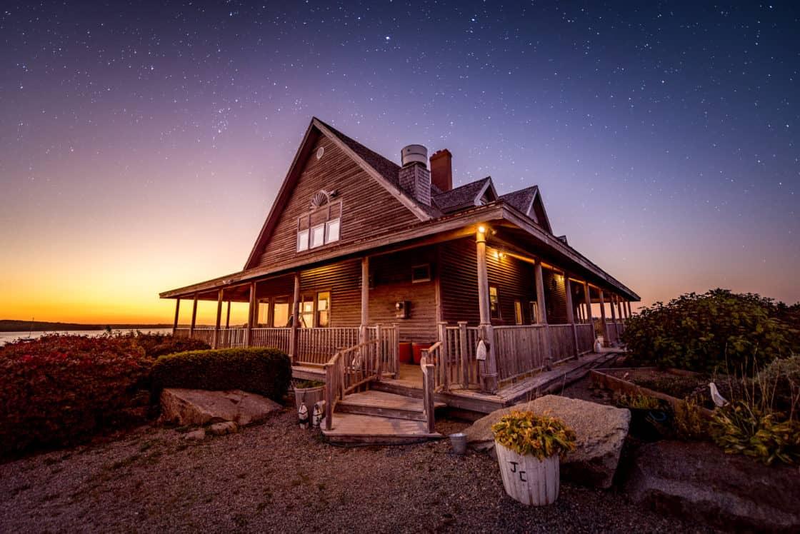 Argyler Lodge: Acadian Kitchen Party