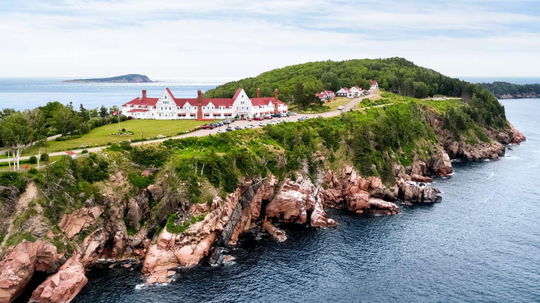 Die Keltic Lodge in Cape Breton