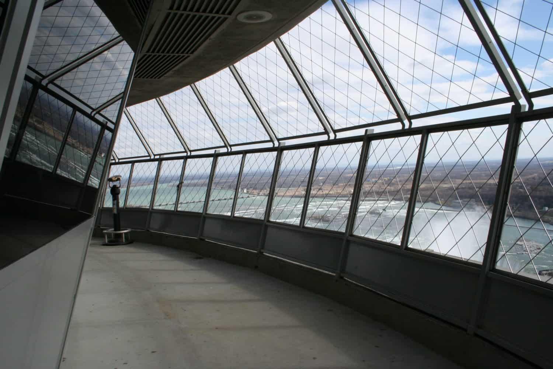Skylon Tower Aussicht auf die Niagarafälle