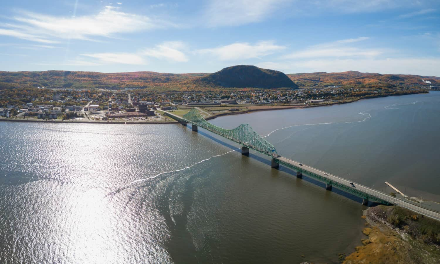 Campbellton, Stadt in New Brunswick, Kanada