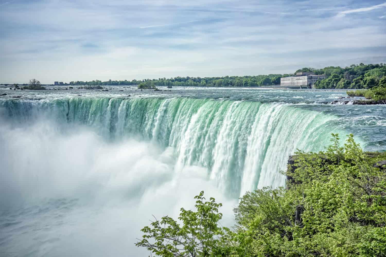 Niagarafälle Wasserfall Kanada