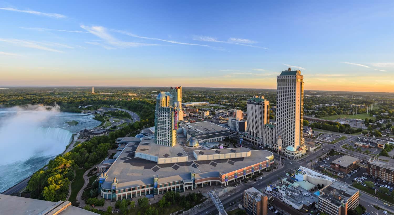 Fallsview Casino Resort bei den Niagarafällen, Kanada