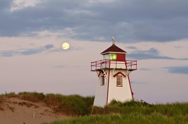 Prince Edward Island National Park Leuchtturm