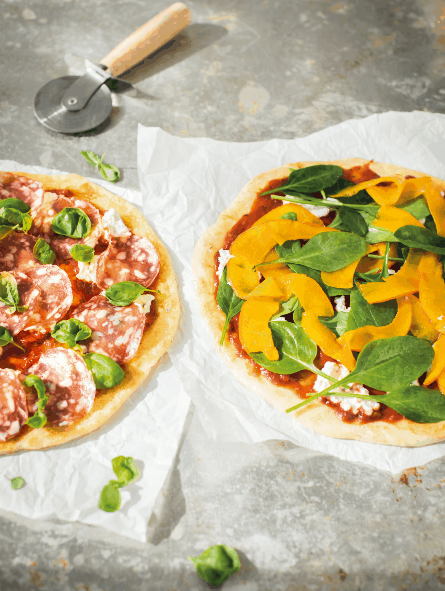 Bannock-Pizza aus Taste the Wild