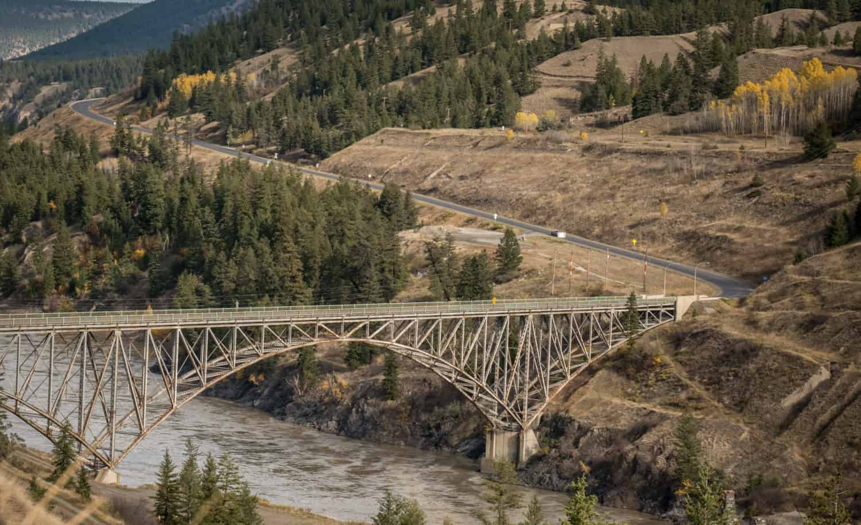 Bella Coola Highway 20, British Columbia, Kanada