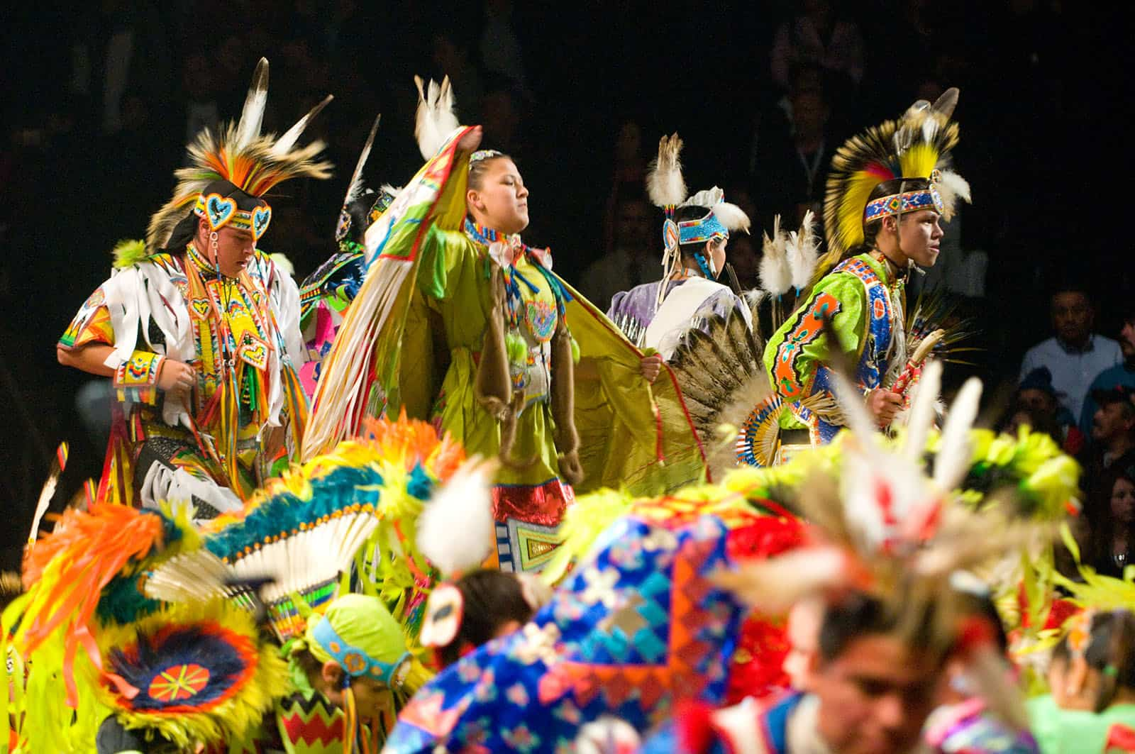 Powwow in Winnipeg, Manitoba_Credit-Destination Canada