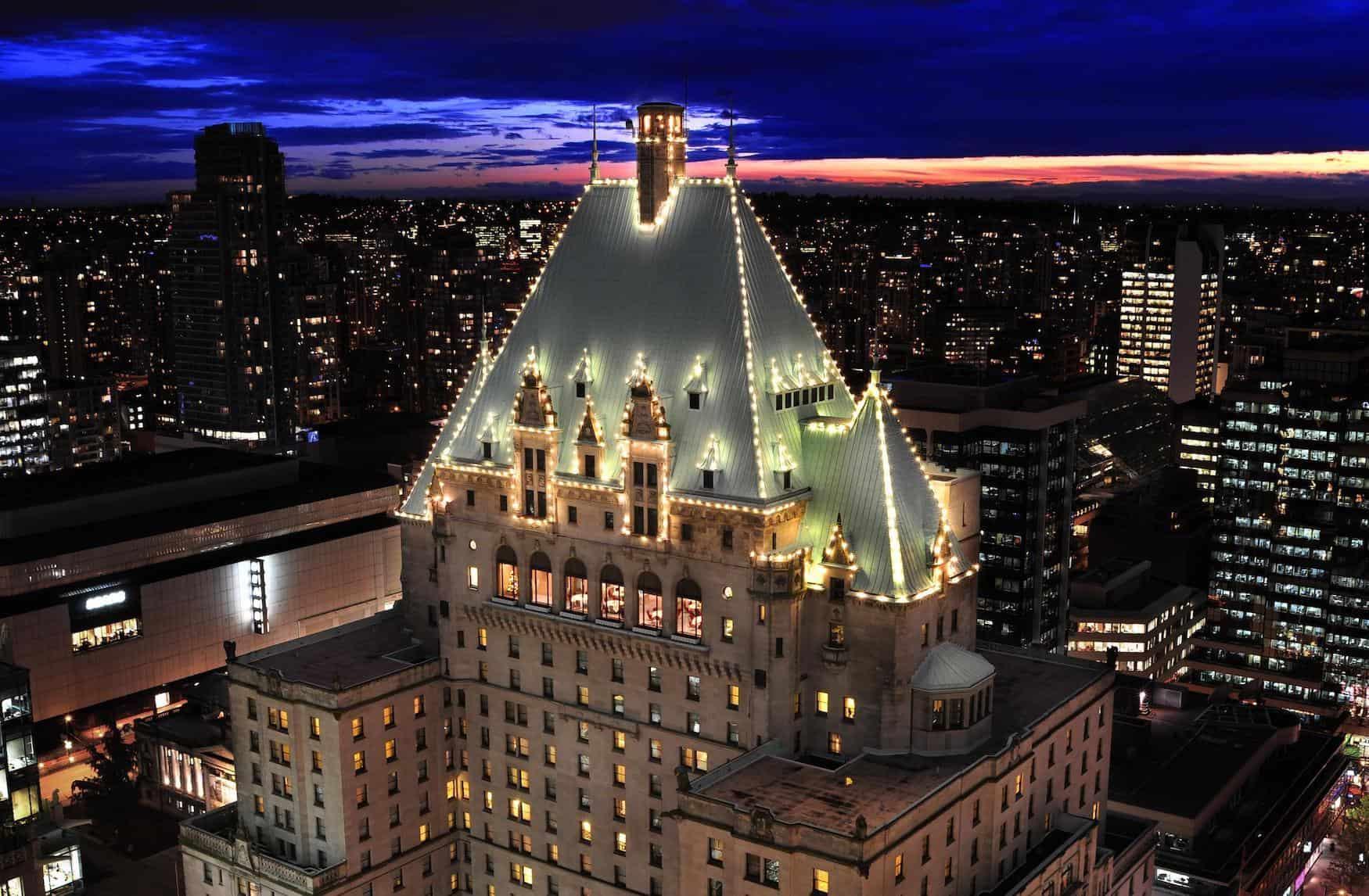 Eisenbahnhotel: Hotel Vancouver, Vancouver