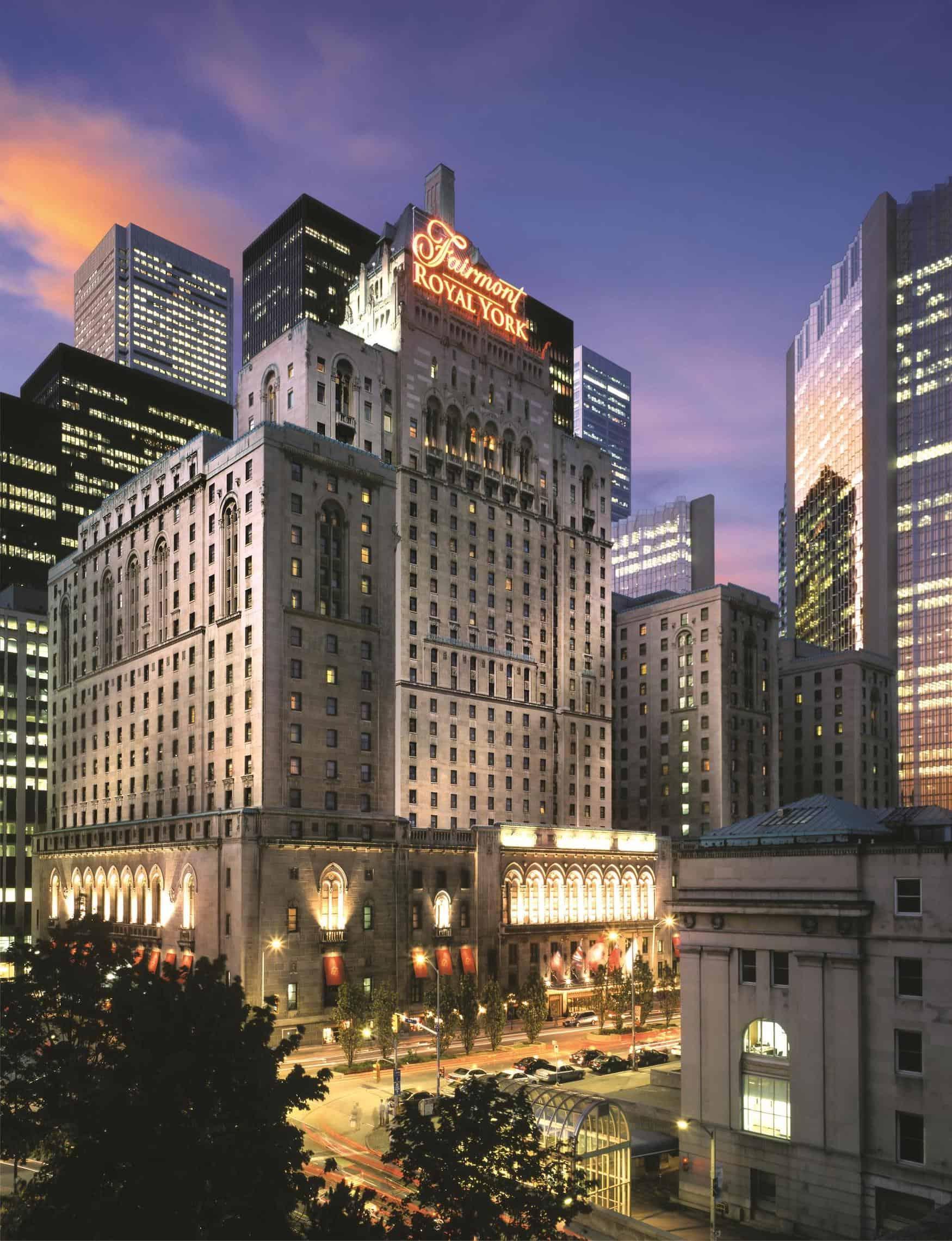 Eisenbahnhotel: Royal York Hotel, Toronto