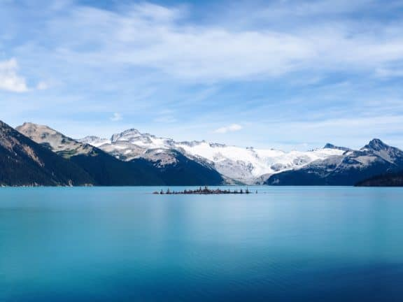 Garibaldi Lake, Garibaldi Provincial Park, British Columbia