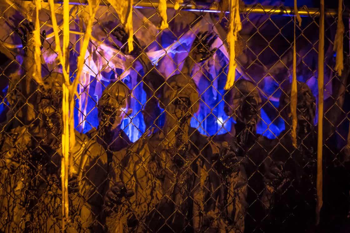 Zombies am Zaun, Legend's of Horror