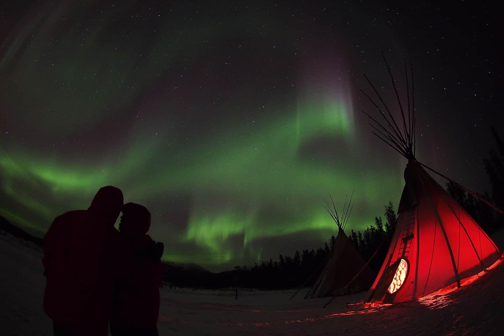 Aurora Centre Yukon