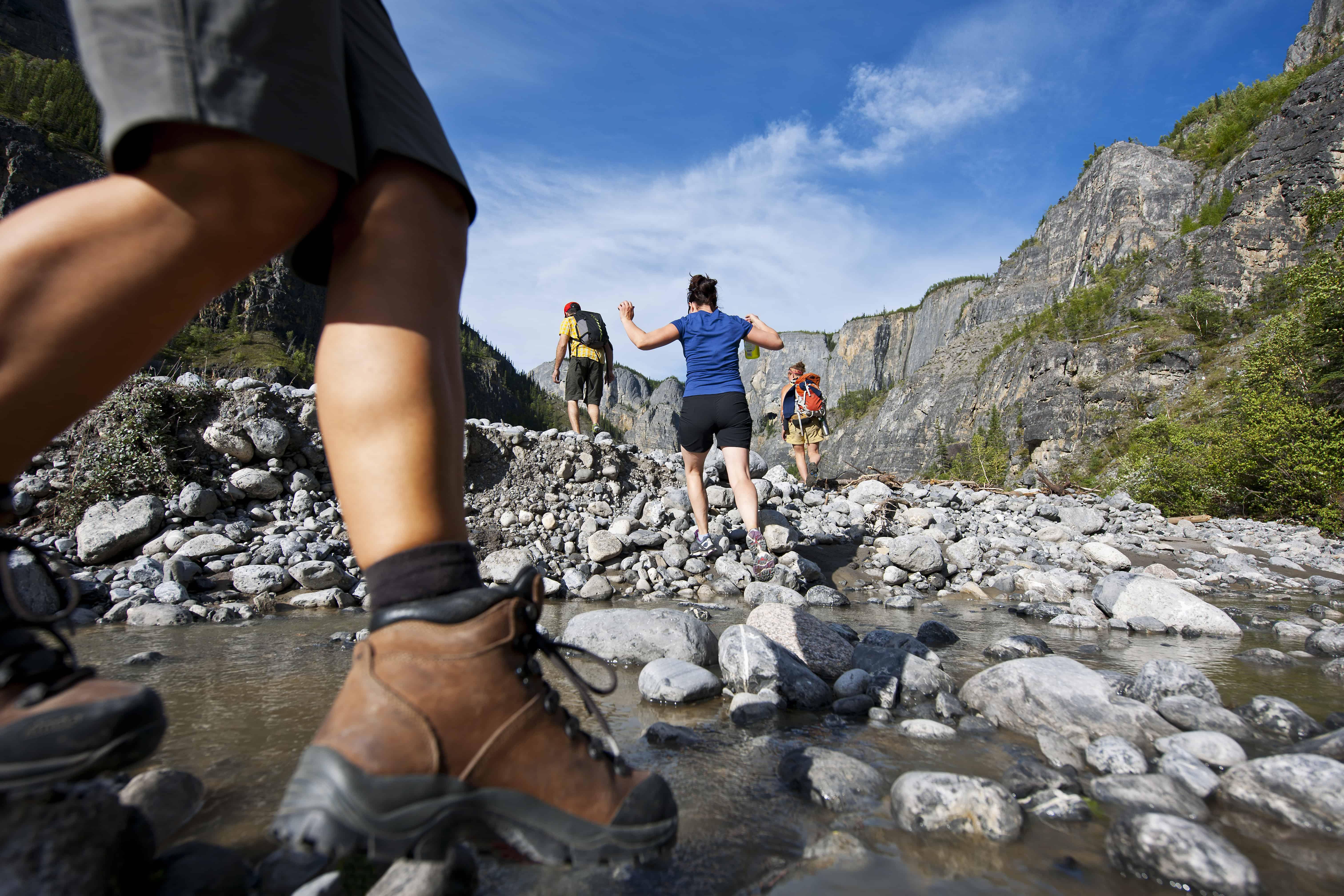 Wandern im Nahanni National Park Reserve